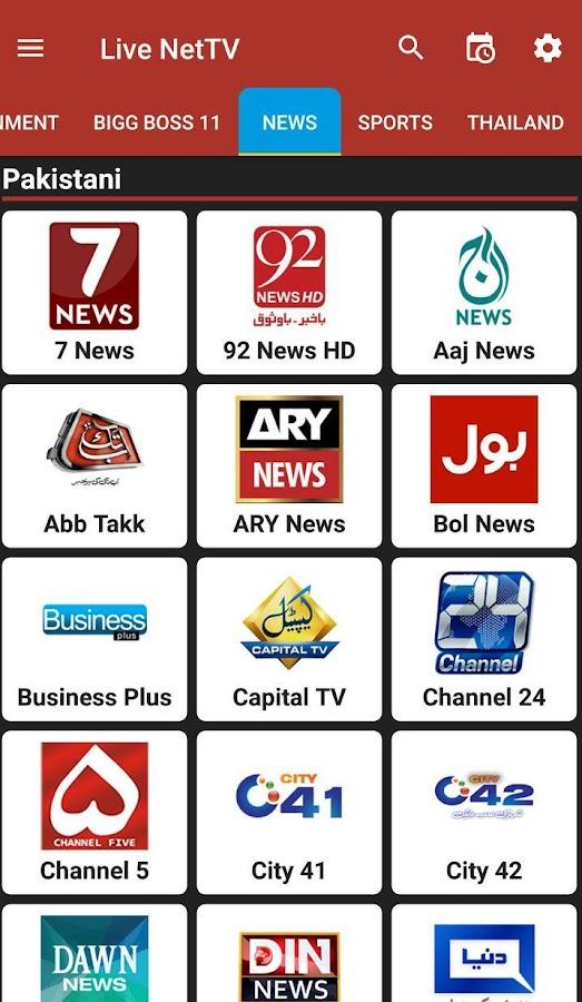 live nettv apk latest version 4.0
