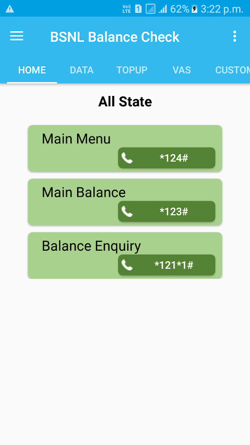 BSNL Balance Check 1 0 APK Download - Android Communication Apps