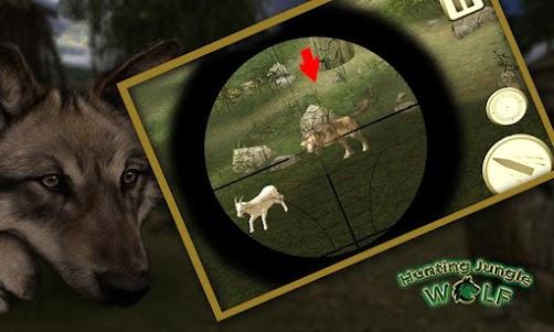 Hunting Jungle Wolf 1.3 screenshot 1