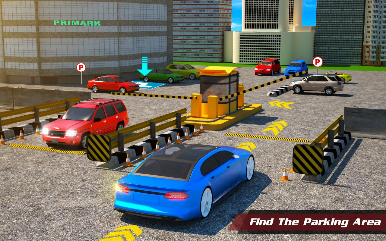 Modern Driving Car Parking 3d Free Games 1 4 01 Apk Download