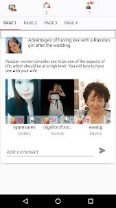 Russia women 89.50.86 screenshot 5