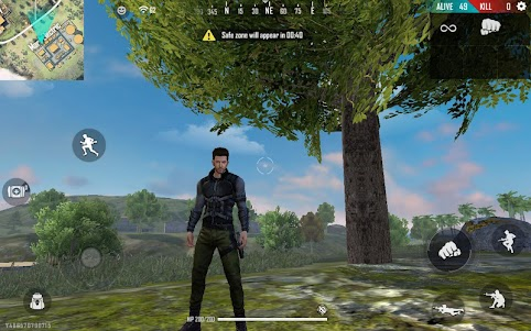 Garena Free Fire: 3volution 1.53.2 screenshot 6