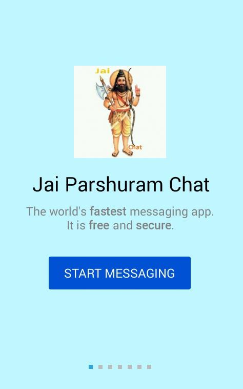Jai Parshuram Chat -JaiBrahman 0 1 APK Download - Android Social Apps