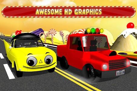 Kids Traffic Racer Game 1.1.1 screenshot 1
