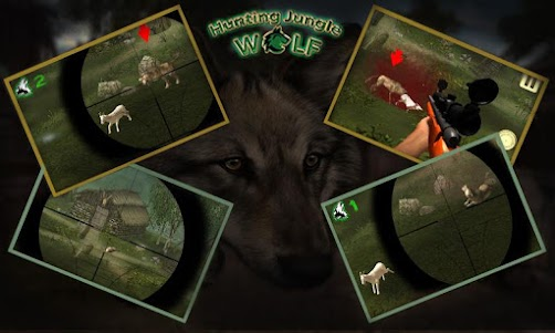 Hunting Jungle Wolf 1.3 screenshot 14