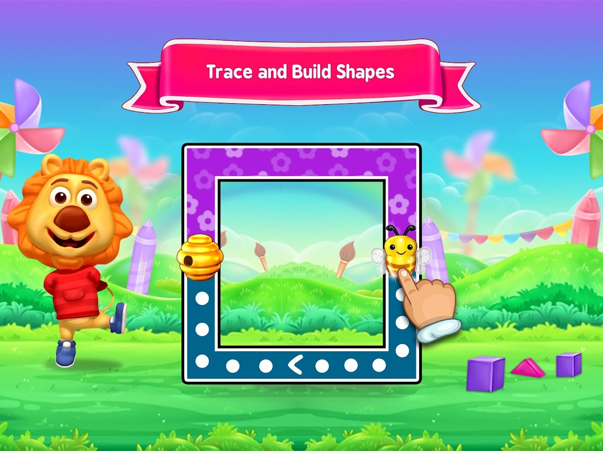 Colors & Shapes - Kids Learn Color and Shape 1.1.0 APK Download ...