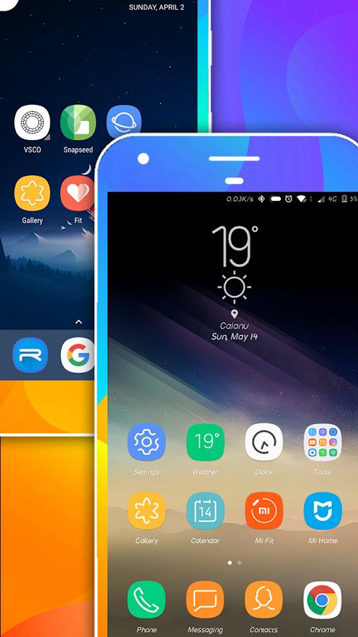 S9 Edge Launcher , S9 S9+ themes 2 2 5 APK Download