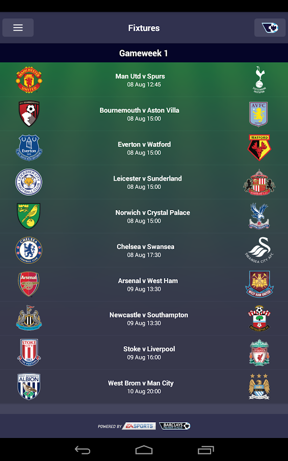 edge fantasy premier league apk