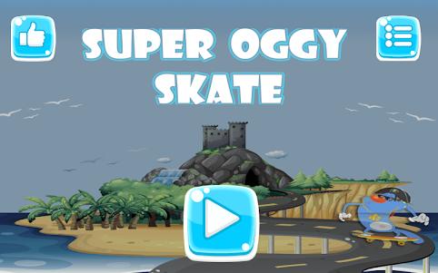 Subway Oggy Skate 2.2.3 screenshot 1