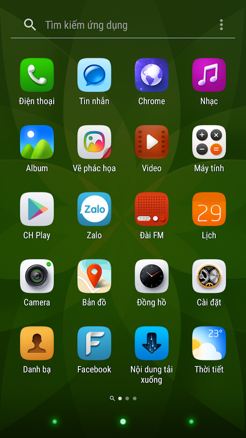 Lewa Xperia Theme 2 0 0 APK Download - Android Personalization Apps