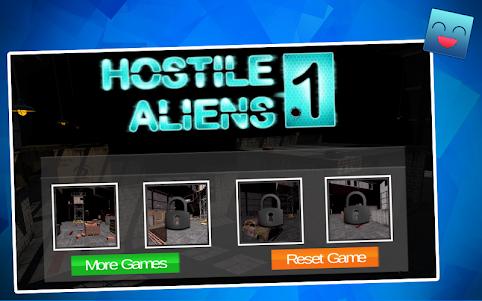 Free Shooter Alien War 1.1 screenshot 4