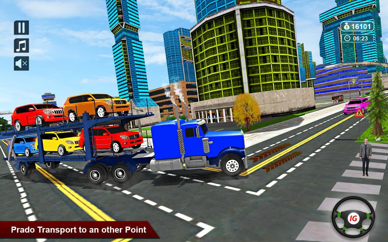 Download Extreme Car Transporter Trailer 2017 1.0 APK - Android Simulation  Games