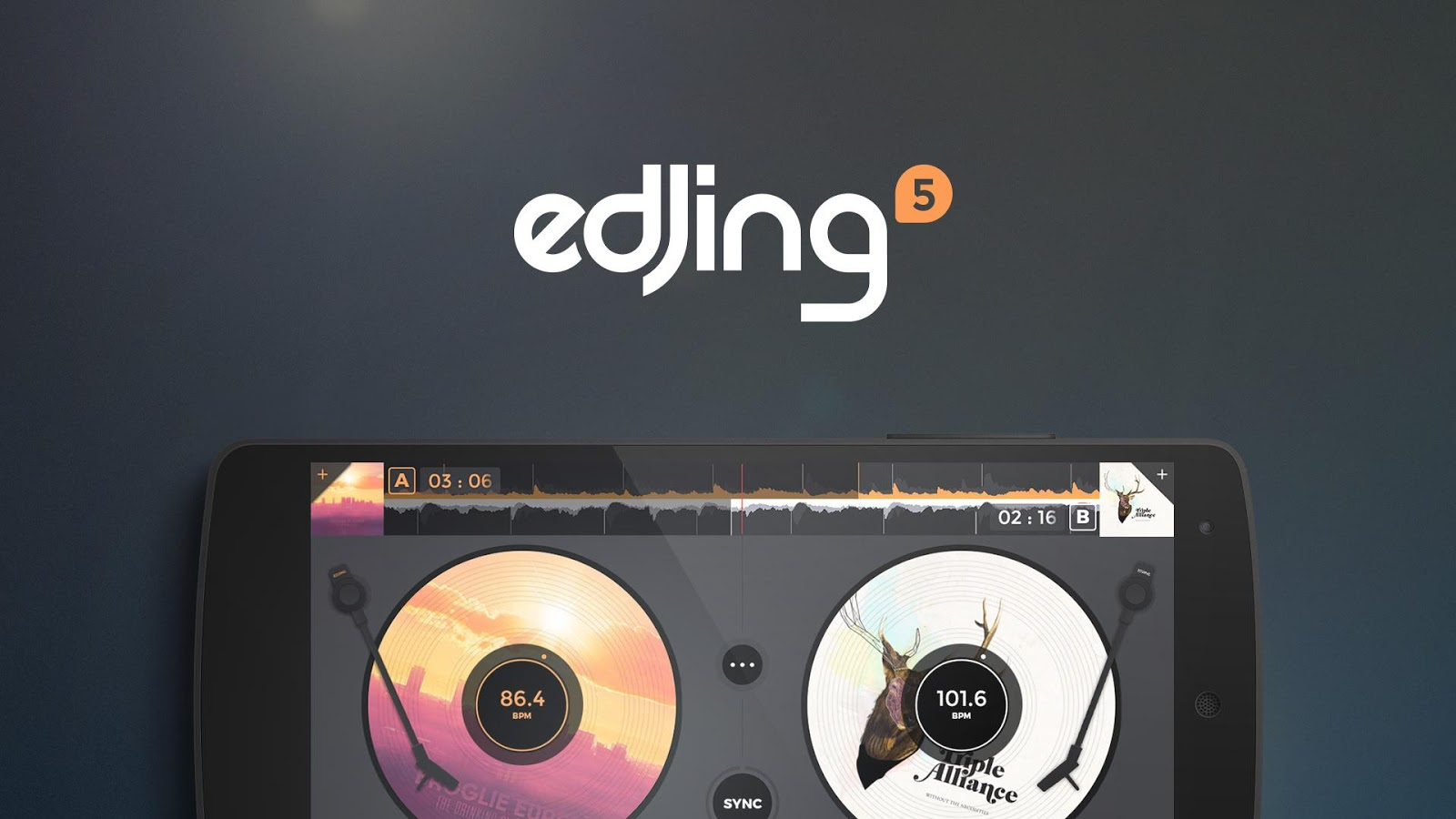 edjing London 1 2 2 APK Download - Android Music & Audio Apps