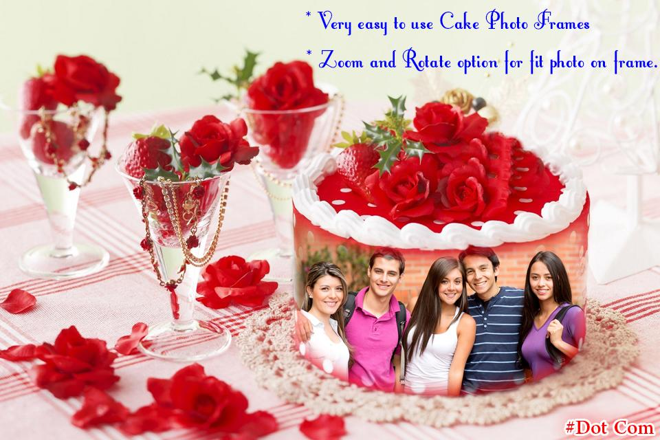 Cake Photo Frame 110 Apk Download Android Photography Apps