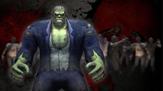 Modern Zombie Defense n combat 1.2 screenshot 1