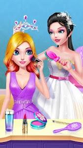 Princess Beauty Salon - Birthday Party Makeup 2.1.3181 screenshot 3