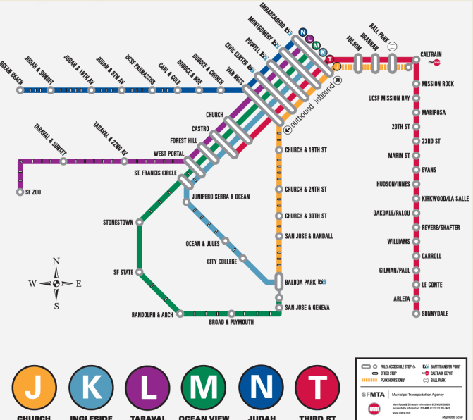 San Francisco Subway Map 1.0 APK Download - Android cats ...