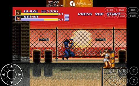 Emulator for Genesis 1.0 screenshot 4