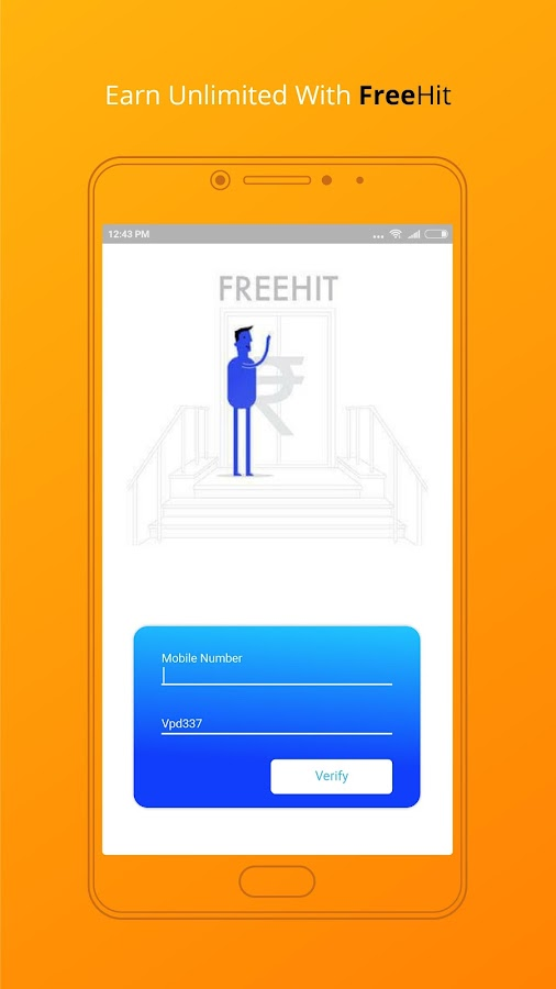 Free Hit Free Mobile Recharge 2 1 0 APK Download - Android