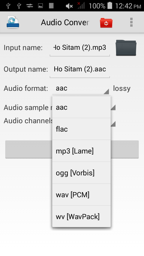 Ogg Audio Converter 6 0 APK Download - Android Music & Audio Apps