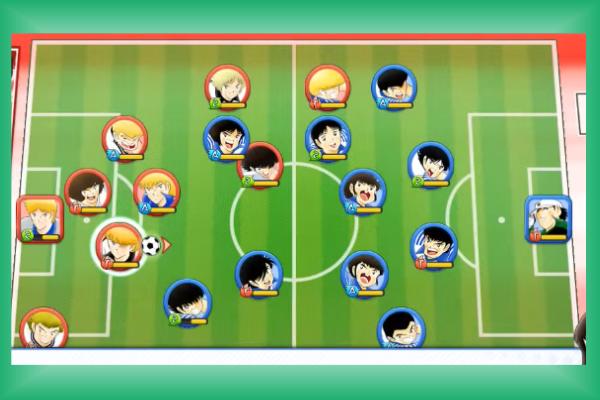 captain tsubasa dream team apk ita