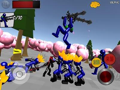 Stickman Ninja Fighting 1.04 screenshot 9