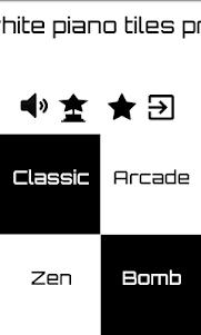white piano tiles pro 1.5 screenshot 1