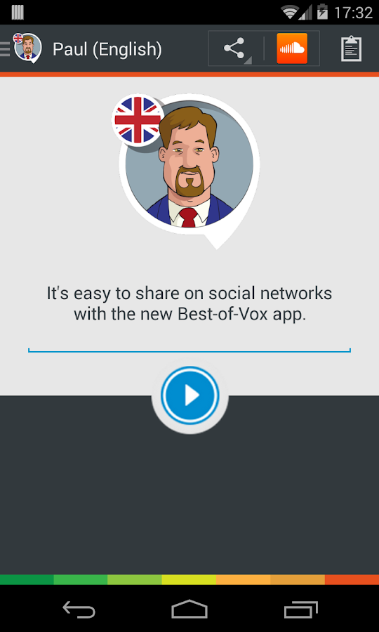 Paul TTS voice (English) 1 7 0 APK Download - Android Tools Apps