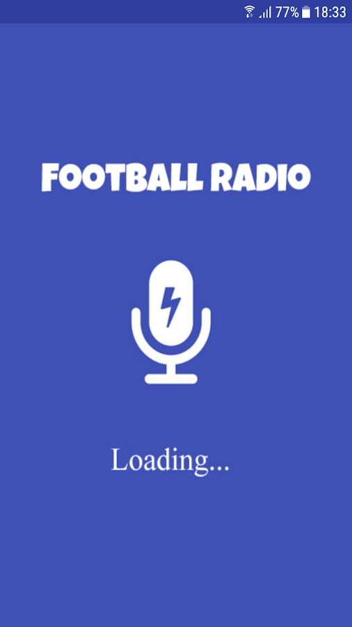 Football Radio 1 3 8 APK Download - Android Sports Games