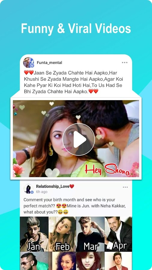 Starm Fun Video News Shayari Whatsapp Status 729 Apk