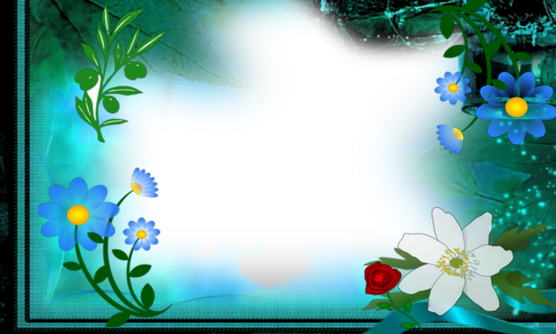 Com Frame Apps Nature Flower Photo Frame