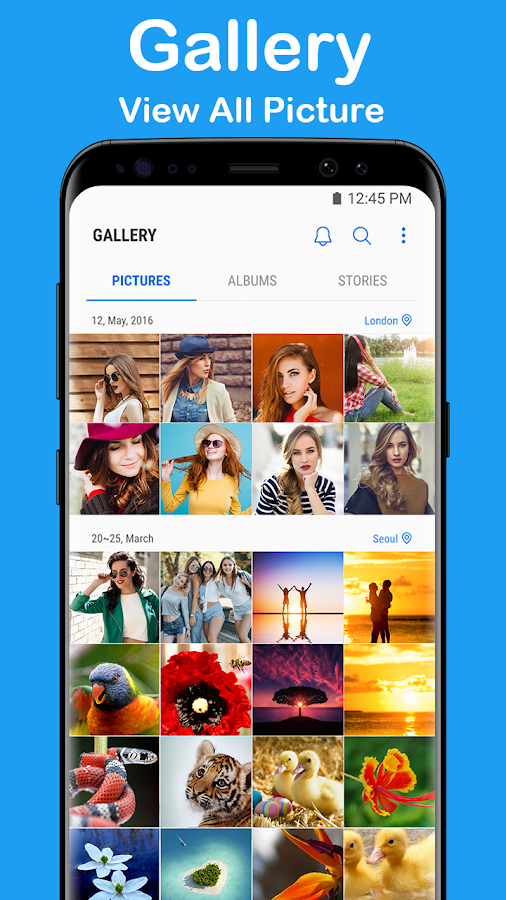 Gallery Pro (No Ads) 3 5 APK Download - Android Tools Apps