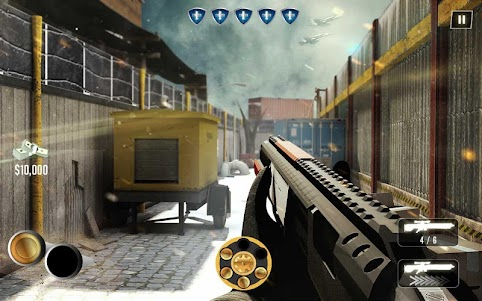 Army Grand War Survival Mission: FPS Shooter Clash 1.3 screenshot 2