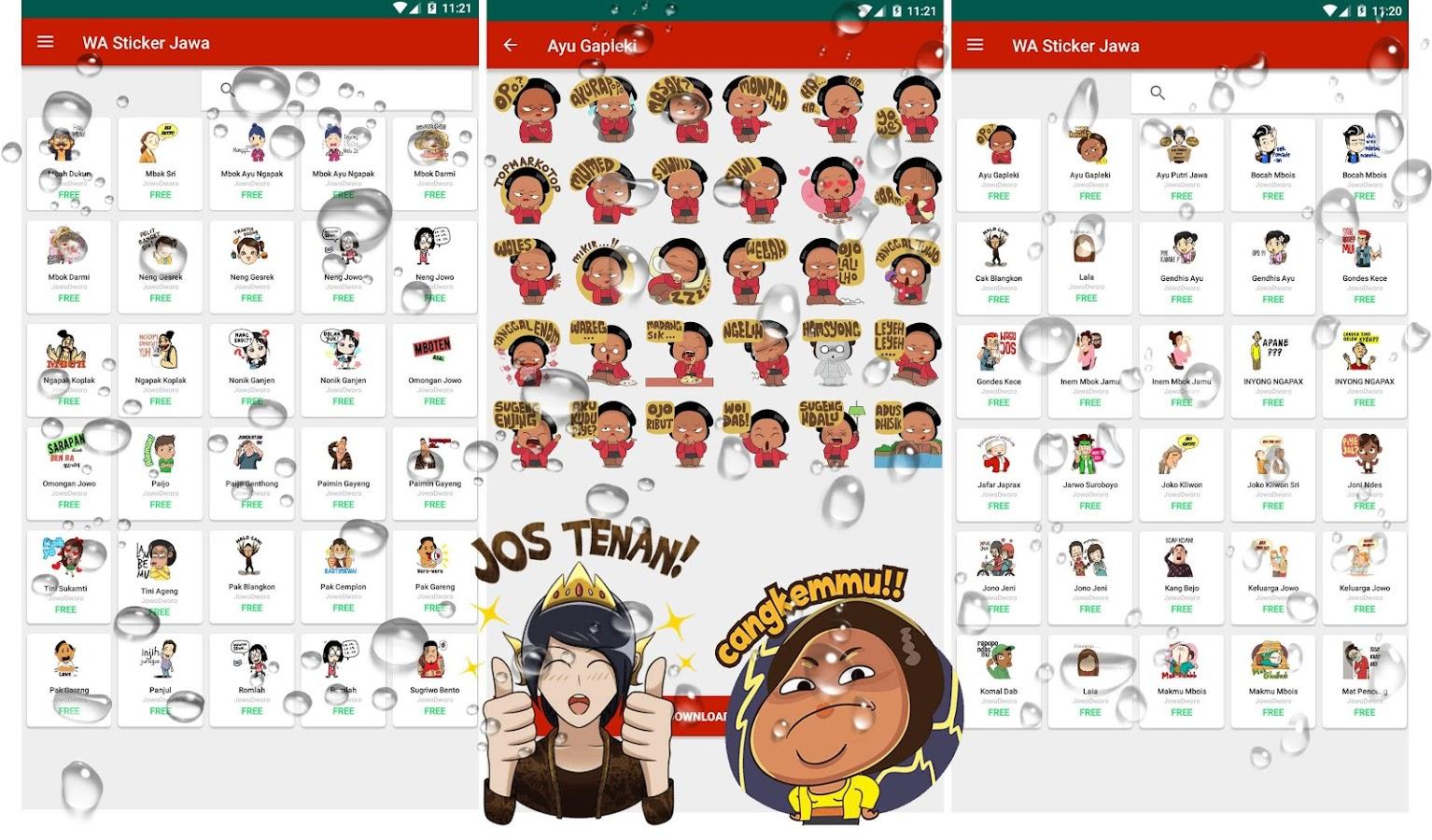 Wa Sticker Jowo Guyonan Jawa For Whatsapp 25 Apk Download