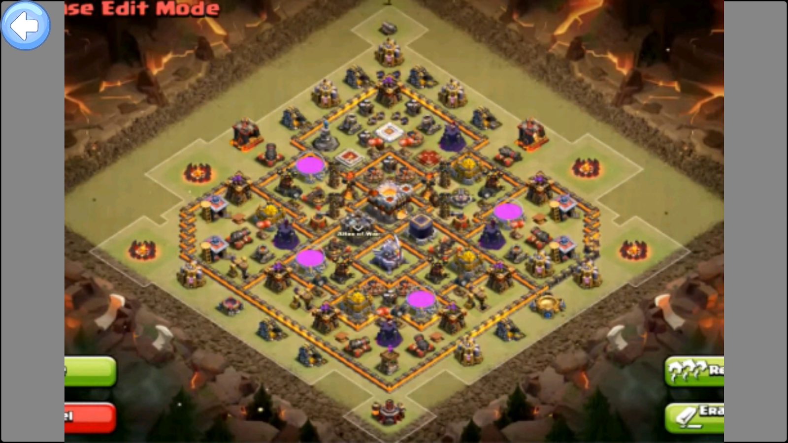 Bases Layouts for COC 3 6 APK Download - Android Books