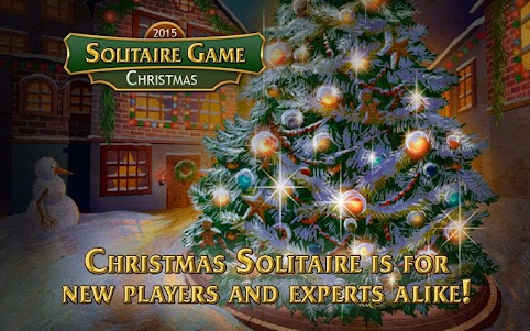 Solitaire Game. Christmas 1.0.0 screenshot 6
