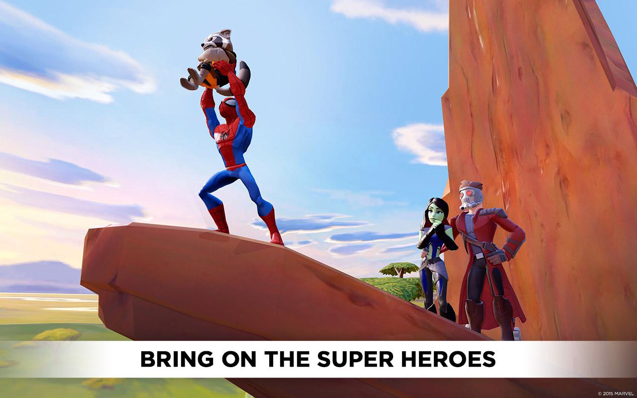 Disney Infinity: Toy Box 2 0 1 01 APK + OBB (Data File