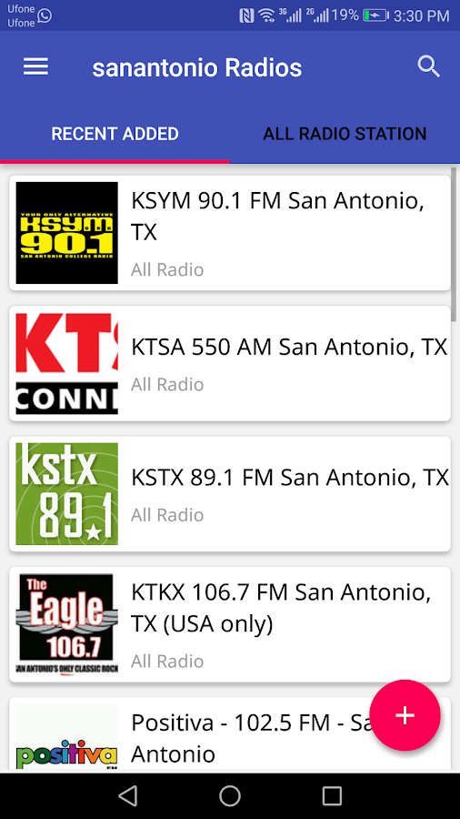 San-Antonio All Radio Stations 2 1 2 APK Download - Android