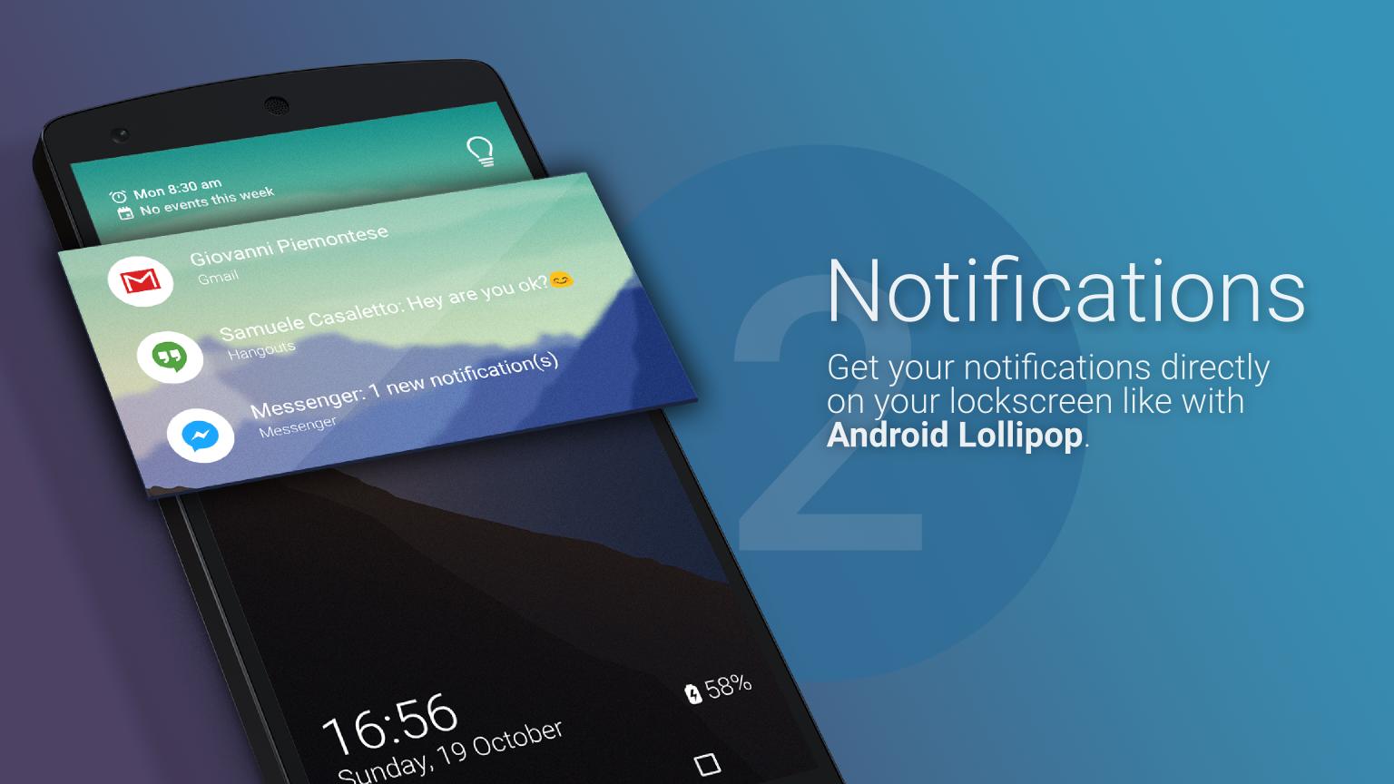 Bottom Slider - Lock screen 4 11 22 APK Download - Android