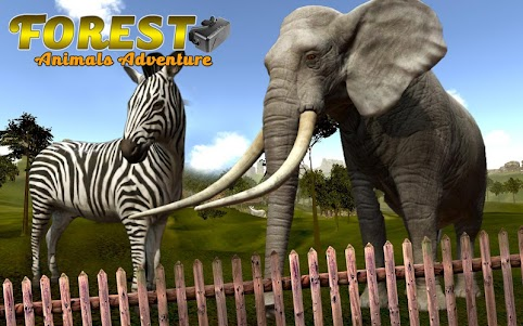 VR Forest Animals Adventure 1.9 screenshot 4