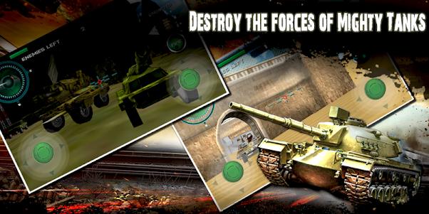 Borderlines Tank Battles Arena 1.1 screenshot 5