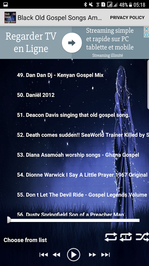 Black Old Gospel Songs Amen 1 APK Download - Android Music