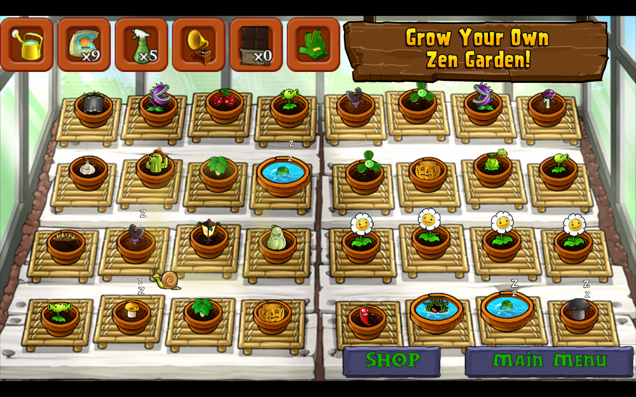 Plants vs. Zombies 6.1.11 APK Download - Android Casual Games