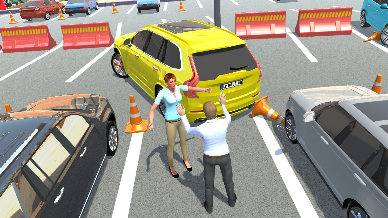 Luxury Suv Car Parking 1 2 Apk Download Android Simulation Games
