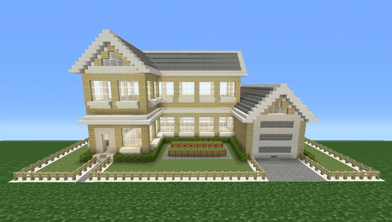 House Maps For Minecraft PE APK Download Android - Minecraft coole hauser maps
