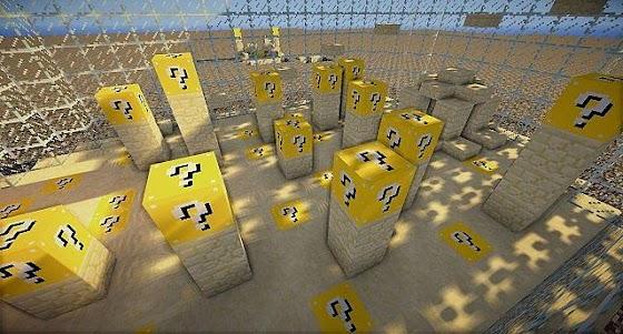 Lucky Block Maze - MyCraft 1.0 screenshot 4