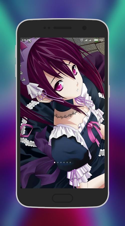 Cute Anime Girl Wallpapers 1 1 Apk Download Android
