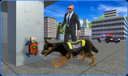 LA Police Dog Crime Patrol : Thief Chase Mission 1.1 screenshot 3