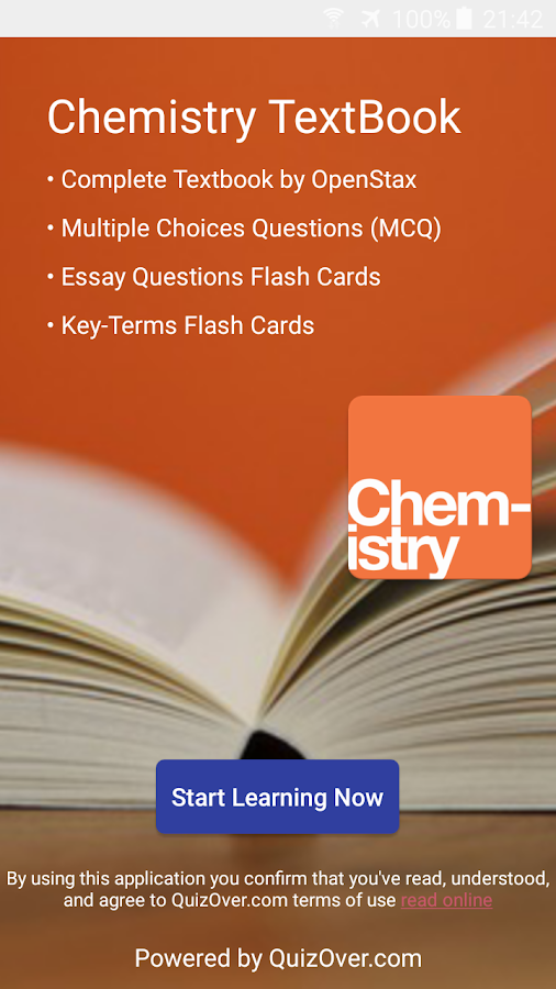Chemistry Interactive Textbook, MCQ & Test Bank 2 1 0 APK Download