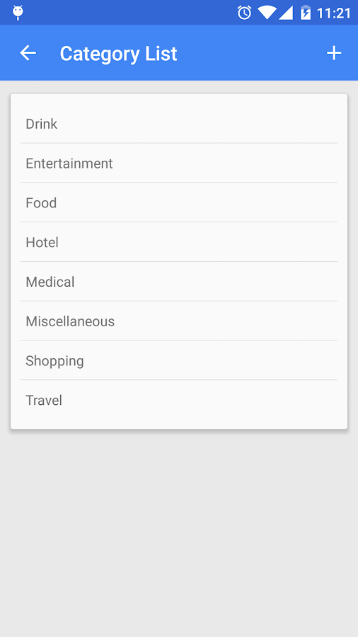 trip expense manager 1 2 2 apk download android travel local apps